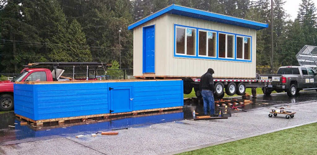 Attractive Shed Moving Trailer Submited Images.